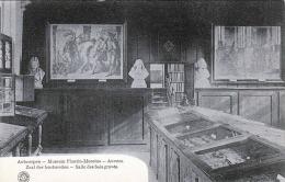 ANTWERPEN - Museum Plantin-Moretus - Anvers, Salle Des Bois Gravès - Museen