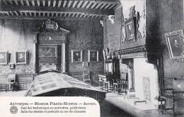 ANTWERPEN - Museum Plantin-Moretus - Anvers, Salle Des Dessins Et Porttrais Au Rez-de-chaussèe - Museen