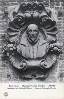 ANTWERPEN - Museum Plantin-Moretus - Anvers, Buste De Christophe Plantin - Museen