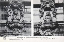 ANTWERPEN - Museum Plantin-Moretus - Anvers, Balthazar Moretus IV - Johannes Jacobus Moretus - Museen