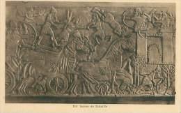 Scène De Bataille - Sculptures