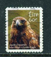 Wholesale/Bundleware  IRELAND  - 2011+  Animal Definitive  Golden Eagle  60c  Used X 10  CV +/- £16 - 1949-... Republic Of Ireland