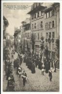 FRIBOURG , 13 Février 1912 , Souvenir Du Sacre De Mgr Bovet Evêque De Lausanne Et Genève , CPA ANIMEE , 1913 - FR Fribourg