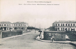 Brazil  Brésil  Etat De Minas  Geraes  Bello Horizonte Avenue Du Commerce - Brésil