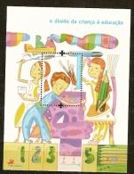 Portugal ** & O DIREITO DAS CRIANÇAS Á EDUCACAO 2008 (Nº379) - Enfance & Jeunesse