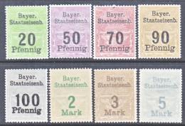 BAVARIA  41 A+    *  BAEYRISCHE STAATSEISENBAHN - Beieren