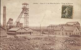 Lievin - Fosse N°5 Des Mines -Triage Et Bureaux -1921 ( Voir Verso ) - Lievin