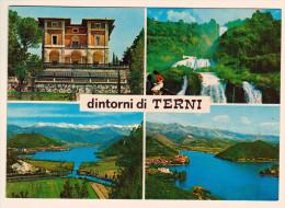 Cpm  Dintorni Di TERNI ; Multivues - Terni