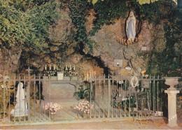 Cp , 58 , NEVERS , Couvent Saint-Gildard , La Grotte De Lourdes - Nevers