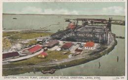 MINE DE CHARBON  ( Zone Canal ) - Panama