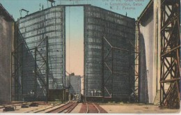 CONSTRUCTION DU CANAL ( Les Portes Des Ecluses ) - Panama