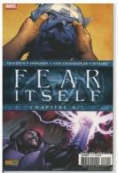 FEAR ITSELF  N° 4 - Février 2012 - MARVEL  PANINI COMICS - Livres, BD, Revues