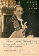 PAPA (POPE) PIO XII - Popes