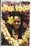 Les Vahinés Sont Avec Les Fleurs Les Parures Naturelles De TAHITI - Polynésie Française