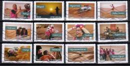 FRANCE 2013 :  VALEURS DE FEMMES / SERIE COMPLETE - Usati