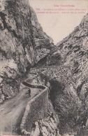 St-PAUL-de-FENOUILLET  Gorges De Galamus  Défilé De La Route - Autres Communes