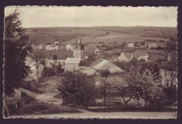 """DOCHAMPS - Panorama Du Village Vu De """"Dizeu L'veye""""- Cachet Relais 1954  // - Manhay"""