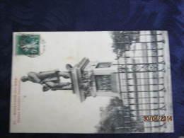 Boulogne Sur Mer : Statue Frederic Sauvage - Boulogne Sur Mer