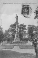 Loigny La Bataille Monument Du Sacré-Coeur Dans Le Bois Des Zouaves Très Bon Etat - Loigny