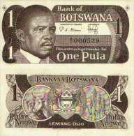 Botswana 1 PULA(1983)  Pick 6 NEUF-UNC - Botswana