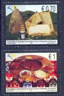 KOS 2010-178-9 GASTRONOMIA, KOSOVO, 1 X 2, MNH - Kosovo