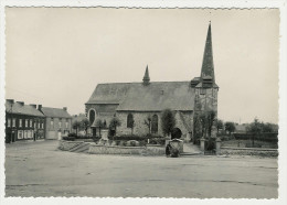 FONTAINE-L'EVEQUE  -  L'Eglise (vue De Côté) - Fontaine-l'Evêque
