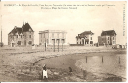 Le Croisic - La Plage De Port-Lin (Anciennes Plage De Bonnes Femmes) - Le Croisic