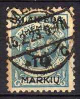 Memel (Klaipeda) 1923 Mi 124, Gestempelt [030514L] @ - Memelgebiet