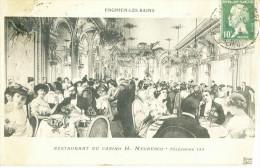 95-090 - VAL D´OISE - ENGHIEN LES BAINS - Restaurant Du Casino. - Enghien Les Bains