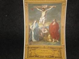 Les Chefs D ´ Oeuvre De L ´ Art Religieux. Pub Chocolaterie D´ Aiguebelle. Rubens. - Peintures & Tableaux