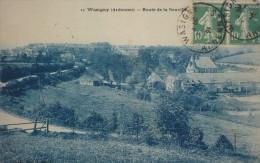 08 - WASIGNY - Route De LA NEUVILLE - Frankreich