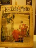 LE PETIT ECHO DE LA MODE, N°14, Du 03/04/1932, Premiers Beaux Jours - Journaux - Quotidiens
