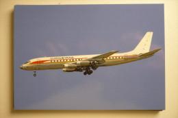 QUISQUEYANA   DC 8 32   N7183C       COLLECTION VILAIN N° 807 - 1946-....: Moderne