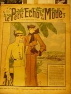 LE PETIT ECHO DE LA MODE, N°7, Du 12/02/1933, Avant-printemps Sur La Côte D´Azur - Journaux - Quotidiens