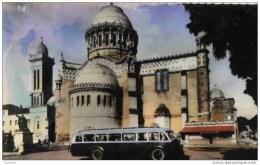 AUTOCAR,à Alger - Algeri