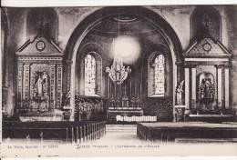 LUSSE (Vosges)  -  Intérieur De L'Eglise - VOIR 2 SCANS - - Autres Communes
