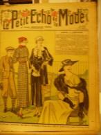 LE PETIT ECHO DE LA MODE, N°21, Du 21/05/1933, Courses à Longchamp - Journaux - Quotidiens