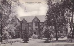 Missouri St Charles Lindenwood College Irwin Hall Artvue - St Charles