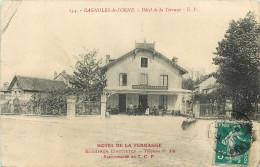 61 BAGNOLES DE L ' ORNE  Hôtel De La Terrasse 2 Scans - Bagnoles De L'Orne