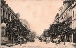 ! Oran, Old Postcard,  Straßenbahn, Tramway - Tramways