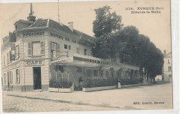 S S 37/      C P A -EVREUX      (27)  HOTEL DE LA BICHE - Evreux