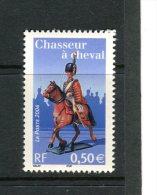 FRANCE - Y&T N° 3679** - Napoléon Et La Garde Impériale - Chasseur à Cheval - France