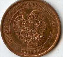 Armenia 20 Dram 2003 - Armenia