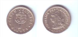 Angola 1 Makuta 1927 - Angola