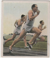 Zigaretten Sammelbild Deutscher Sport Bild Nr 15 100 M Lauf - Zigaretten
