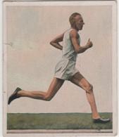 Zigaretten Sammelbild Deutscher Sport Bild Nr 16 Hermann Engelhardt In Meisterzeit - Zigaretten