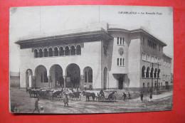CASABLANCA- La Nouvelle Poste - Casablanca