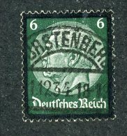 6451  Reich 1934~ Michel #550  Used  Scott #438  Offers Welcome! - Used Stamps