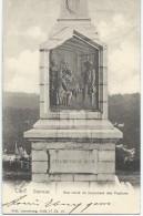 Clervaux (Klierf) - Bas Relief Du Monument Des Paysans (Nels 17/19 - Ca. 1903) - Clervaux