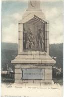 Clervaux (Klierf) - Bas Relief Du Monument Des Paysans (Nels 17/19 Colorisée - Ca. 1903) - Clervaux